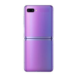 三星【Galaxy Z Flip】全网通 潘多拉紫 8G/256G 国行 8成新 真机实拍
