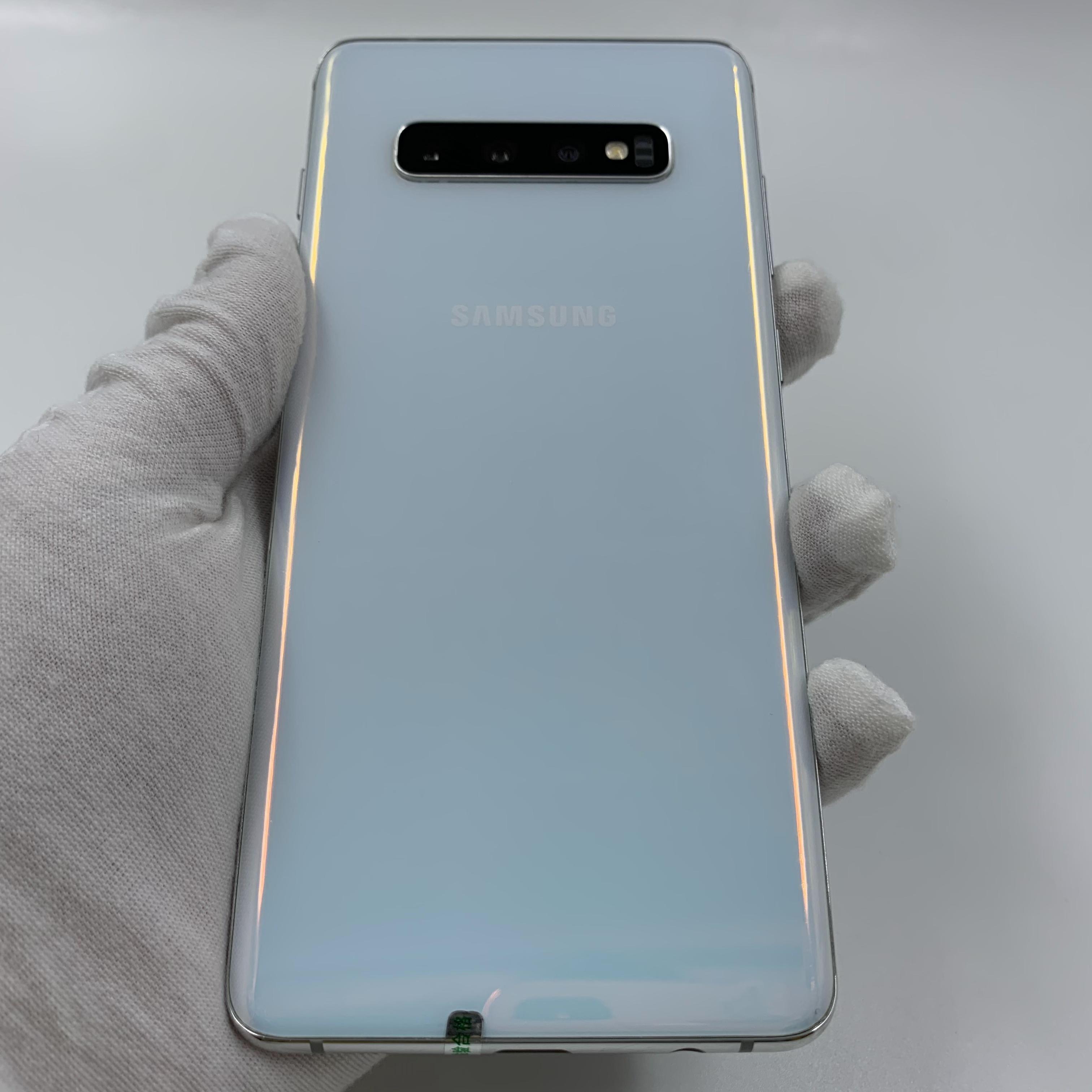 三星【Galaxy S10+】4G全网通 8G/128G 国行 7成新 真机实拍