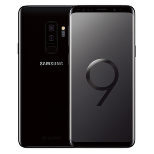 三星【GALAXY S9+】全网通 黑色 6G/128G 国行 8成新 真机实拍