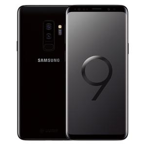 三星【GALAXY S9+】移动联通 4G/3G/2G 黑色 6G/128G 港澳台 7成新 真机实拍